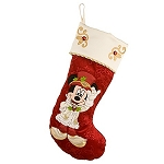 Disney Christmas Stocking - Victorian Mickey Mouse