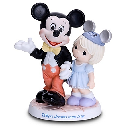 Disney Precious Moments Figurine - Where Dreams Come True