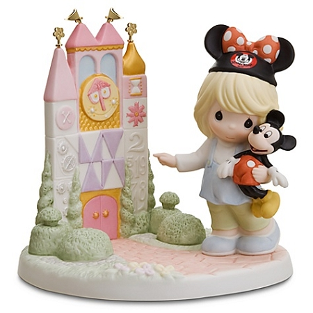 Disney Precious Moments Figurine - Smile Means Friendship to Everyone