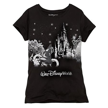 Disney Shirt For WOMEN Four Park Walt Disney World