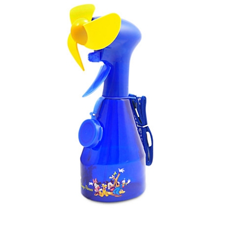 Disney Cooling Mist Fan - Disney Parks - Mickey and Friends