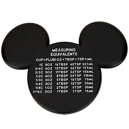 Disney Magnet - Mickey Mouse Measuring Chart