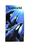 Sea World Beach Towel - Shamu - Trio