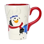 Sea World Coffee Mug - Penguin Chef