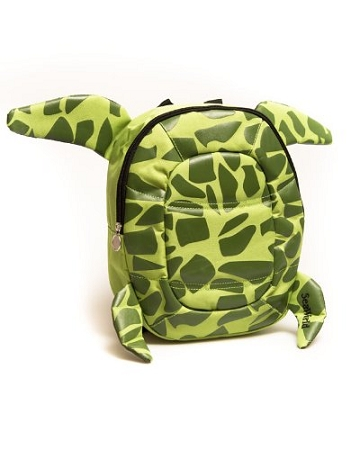 Sea World Backpack Bag - Turtle Shell