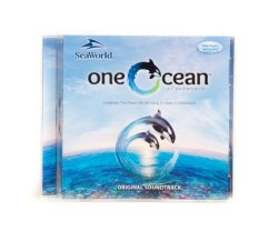 Sea World CD - One Ocean Soundtrack