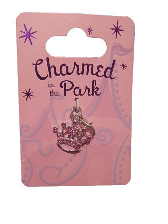 Disney Dangle Charm - Charmed in the Park - Princess Crown