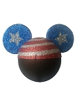 Disney Antenna Topper - 4th of July - Mickey Mouse Stars and Stripes
