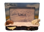 Sea World Photo Frame - Arctic Animals Design