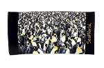Sea World Beach Towel - Penguin Traffic