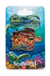 Sea World Pin - Turtle Trek - Nyah Turtle Slider