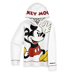 Disney Pullover Hoodie for Girls - Mickey Mouse Timeless - White