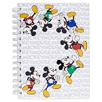 Disney Spiral Journal - Mickey Mouse Timeless