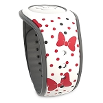 Disney Magic Band 2 - Minnie Mouse Bow and Polka Dot