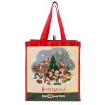 Disney Holiday Tote Bag - Mickey Mouse & Friends - Walt Disney World