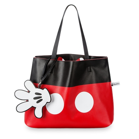 disney tote bag i am mickey mouse reversible