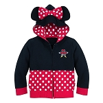 Disney Zip Hoodie for Toddlers - I am Minnie Mouse