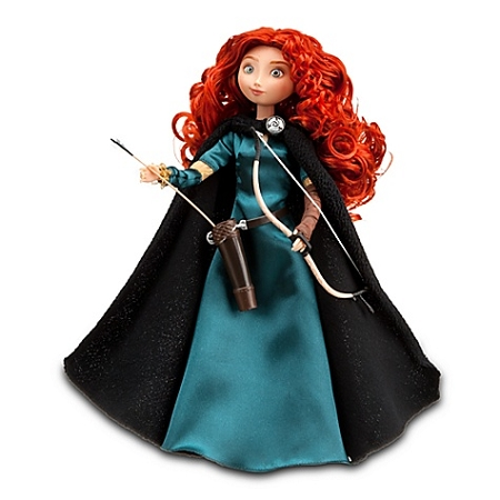 Disney Doll - Brave - Merida - 11'' H