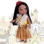 Disney Animators Collection Doll - It's a Small World - Hawaii - 16''