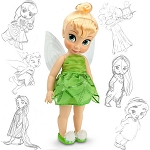 Disney Animators Collection Doll - Tinker Bell - 16''