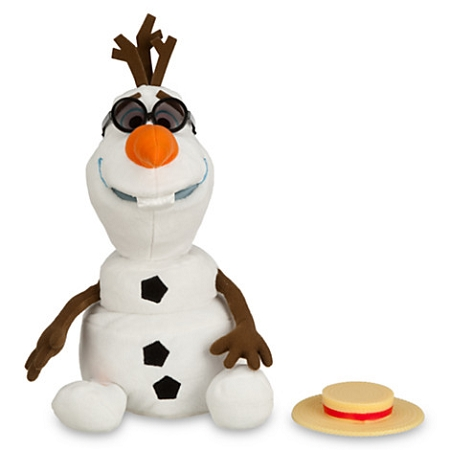 Disney Plush - Frozen - Olaf Singing Plush