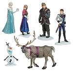 Disney Play Set - Frozen Figure Play Set