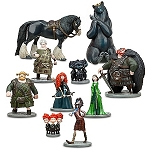 Disney Figurine Set - Brave Figurine Playset