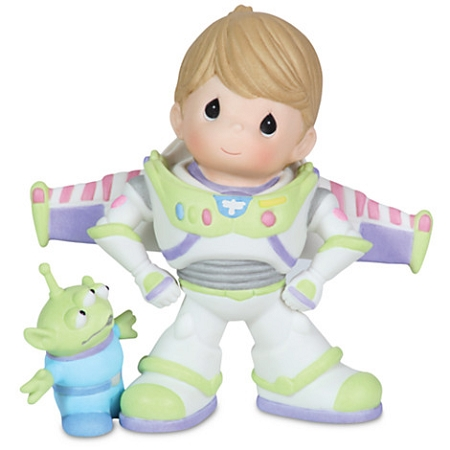 Disney Precious Moments Figurine - To Infinity and Beyond - Buzz