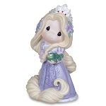 Disney Precious Moments Figurine - Rapunzel - Shine