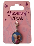 Disney Dangle Charm - Charmed in the Park - Frozen Anna & Elsa