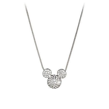 Disney Arribas Necklace - Mickey Mouse Icon - Large Domed