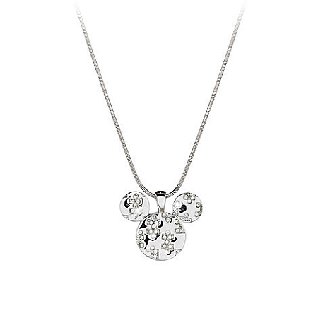 Disney Arribas Necklace - Mickey Mouse Icon - Jigsaw Puzzle
