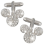 Disney Arribas Cufflinks - Mickey Mouse Icon