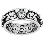 Disney Arribas Brothers Ring - Mickey Mouse Filigree