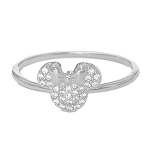 Disney Crislu Ring - Minnie Mouse Icon - 3 Styles