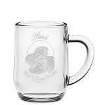 Disney Arribas Glass Mug - Ariel - Personalizable