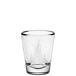 Disney Shot Glass - Personalizable Walt Disney World Castle by Arribas