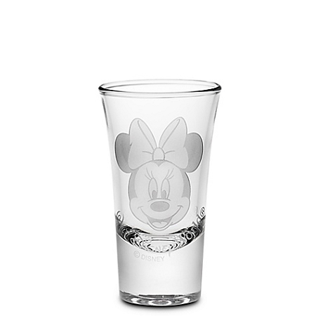 Disney Shot Glass - Personalizable Minnie Mouse by Arribas