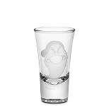Disney Shot Glass - Personalizable Grumpy by Arribas