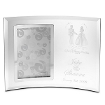 Disney Arribas Photo Frame - Cinderella and Prince Charming
