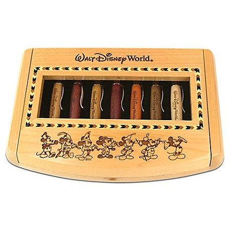 Disney Arribas Pen Set - Personalizable Thru the Years Mickey Mouse
