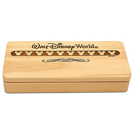 Disney Arribas Pen Case - Personalizable Icon Mickey Mouse 2-Pen Case