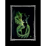 Disney Art Print - Tinker Bell - Faith, Trust, and Pixie Dust