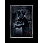 Disney Art Print - Heartless Evil Queen Deluxe Print