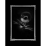 Disney Art Print - Jack - Nightmare Before Christmas