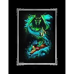 Disney Art Print - Sorcerer Mickey Mouse - Waves of Magic
