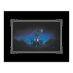 Disney Art Print - Cinderella Castle - 40 Magical Years