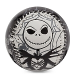 Disney Collectible Baseball - Jack Skellington - Black & White