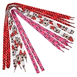 Disney Shoelaces - Minnie Mouse-- 3-Pack