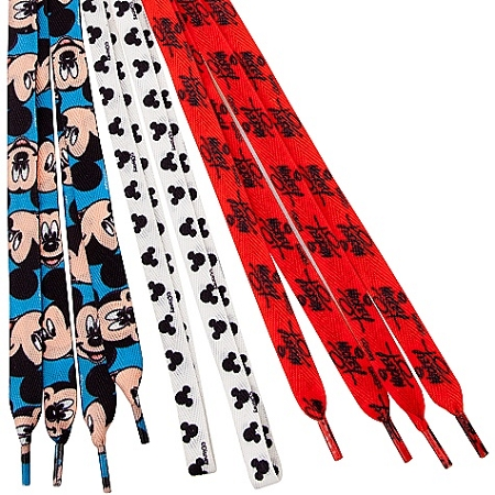 Disney Shoelaces - Mickey Mouse-- 3